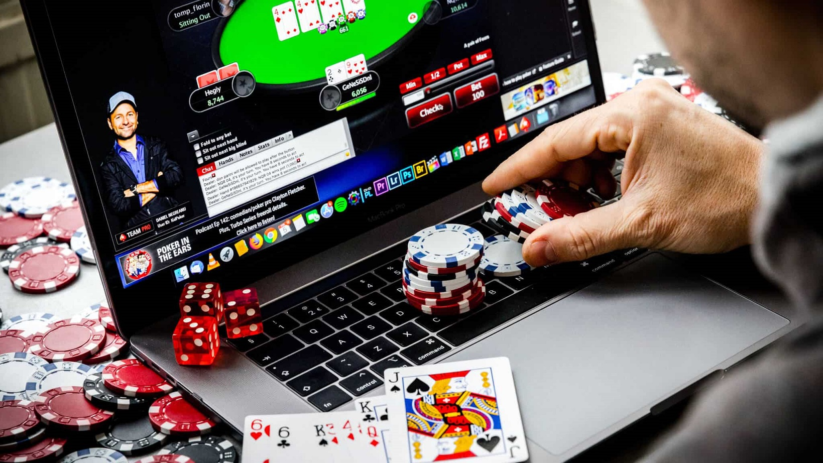 Serious About Online Gambling? Explanation Why It's Time To Stop
