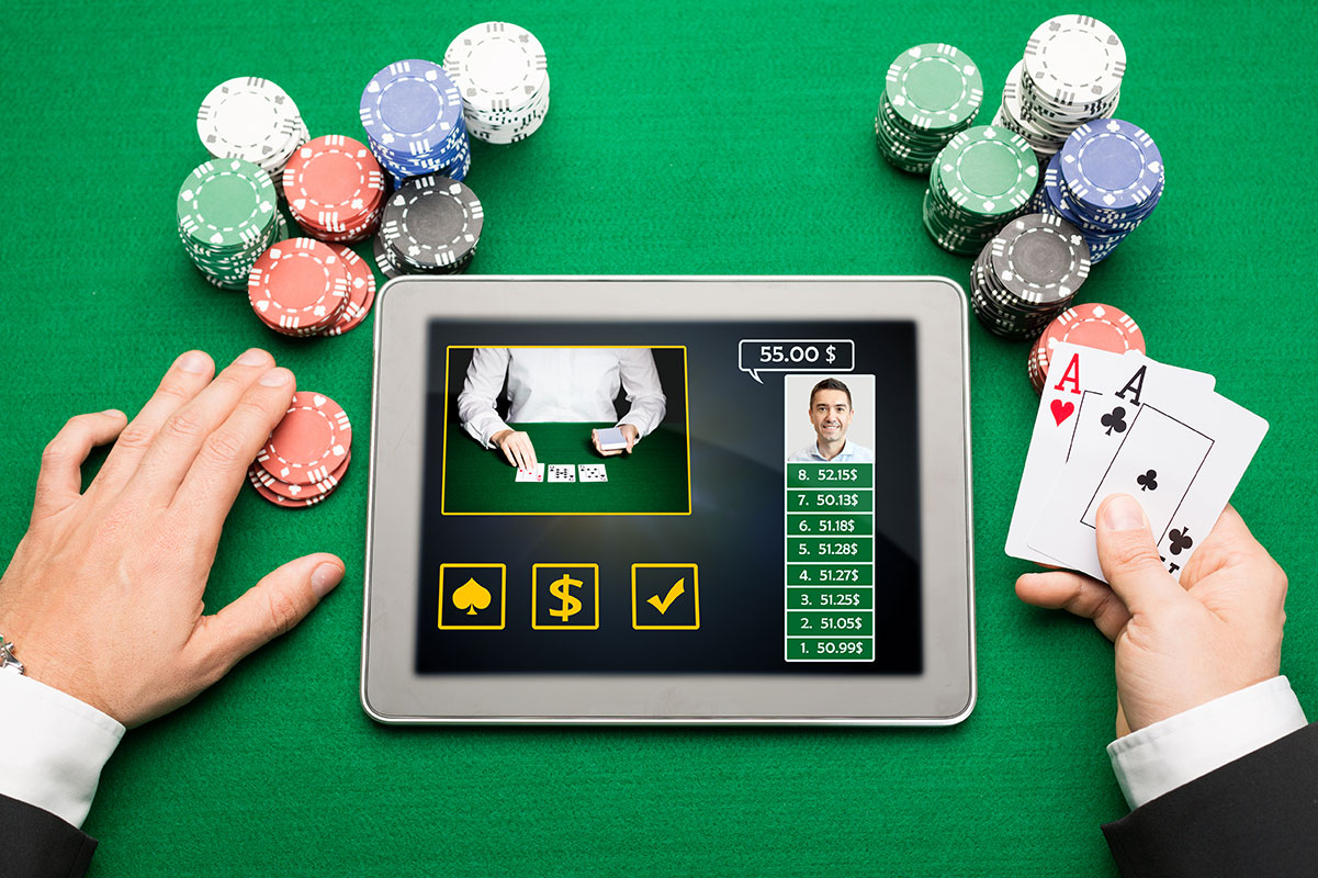 When Professionals Run Into Problems With Online Gambling